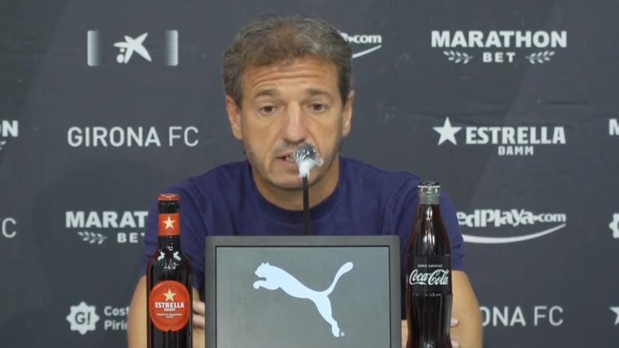 Quique Cárcel: «El més probable és que Stuani surti del club»