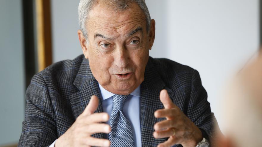 Rafael Juan sustituirá a Federico Félix al frente de la patronal agroalimentaria