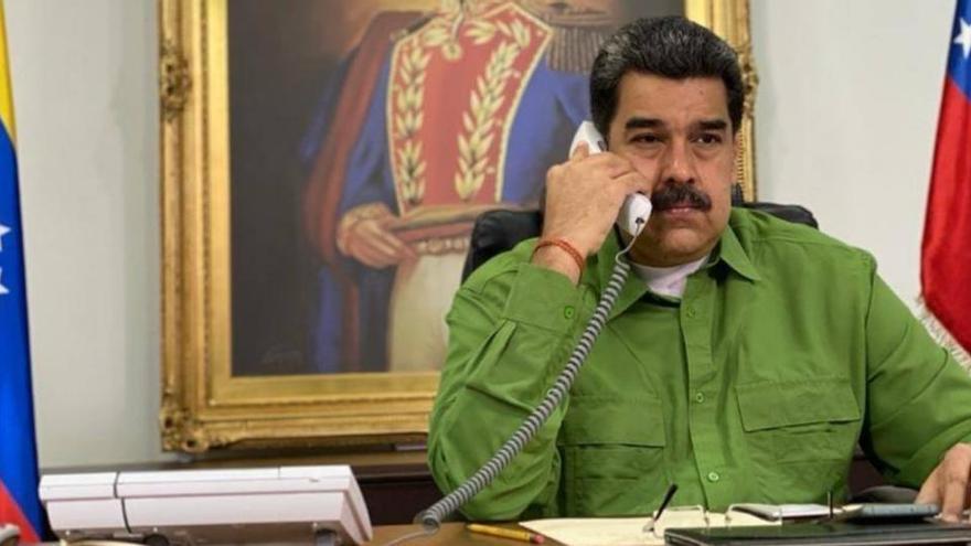 EEUU sanciona a la presidenta del consejo electoral de Venezuela y tres políticos más