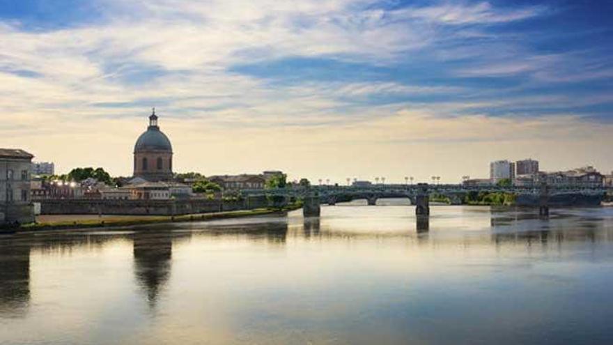 Toulouse, una de las más encantadoras de Francia