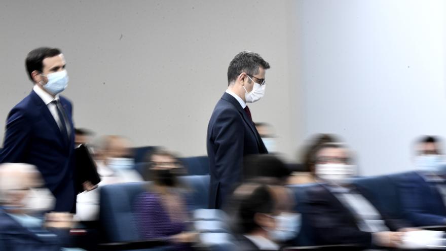 """El Gobierno se reunirá este jueves con el PP para """"reiniciar"""" el diálogo y renovar el CGPJ"""