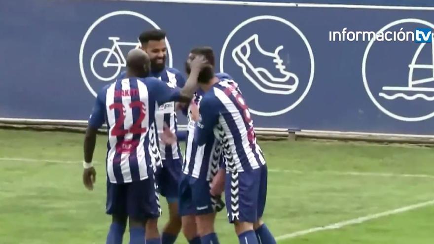 Sanidad permite 150 espectadores en el Alcoyano-Peña Deportiva del domingo