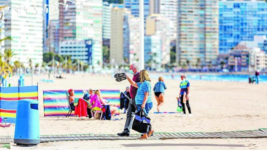 Benidorm crea un modelo de corredores nacionales para que vuelvan los turistas