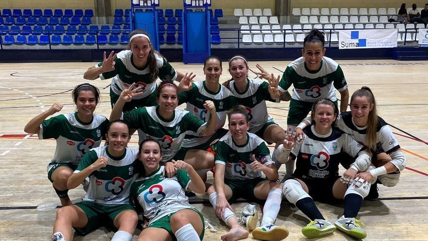 El mayor oficio le da al Cajasur Deportivo la victoria en Alicante