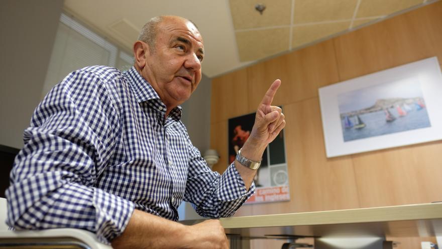 Antonio Rodes lamenta que las expropiaciones que realizó el gobierno de Zaplana eleven a 60 millones las multas que debe asumir la Generalitat