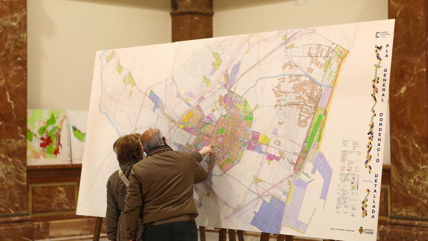 El suelo urbanizable de Castelló aumentará en 4,4 millones de metros cuadrados con el nuevo Plan General