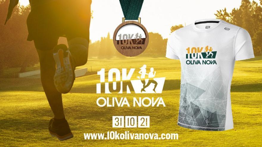 10K Oliva Nova: Mientras unos corren por el campo de golf de un resort de ensueño, otros se relajan