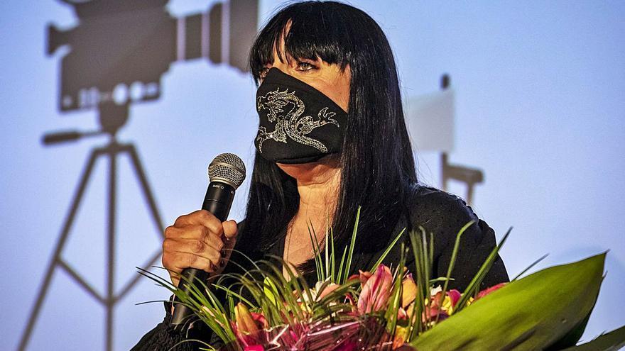Rossy de Palma, homenajeada en el Festival Italo-Español