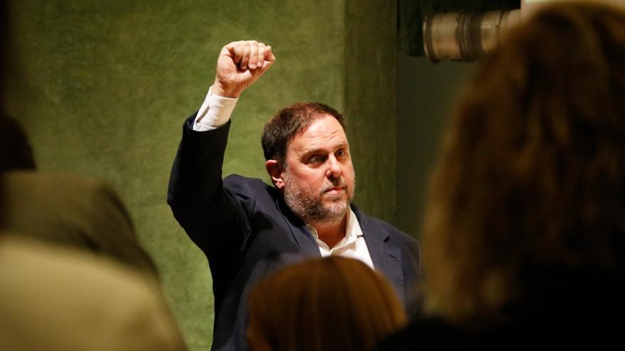 Junqueras confirma que veurà Puigdemont dimecres a Brussel·les