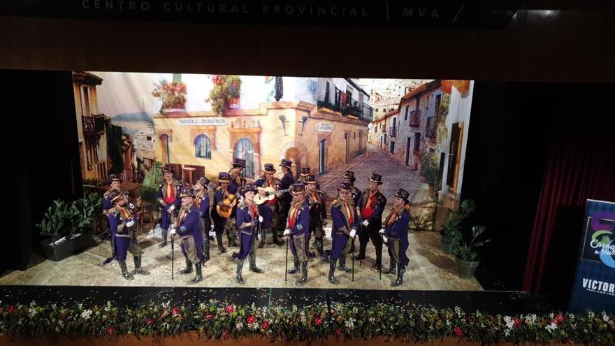 Octava preliminar del COAC del Carnaval de Málaga