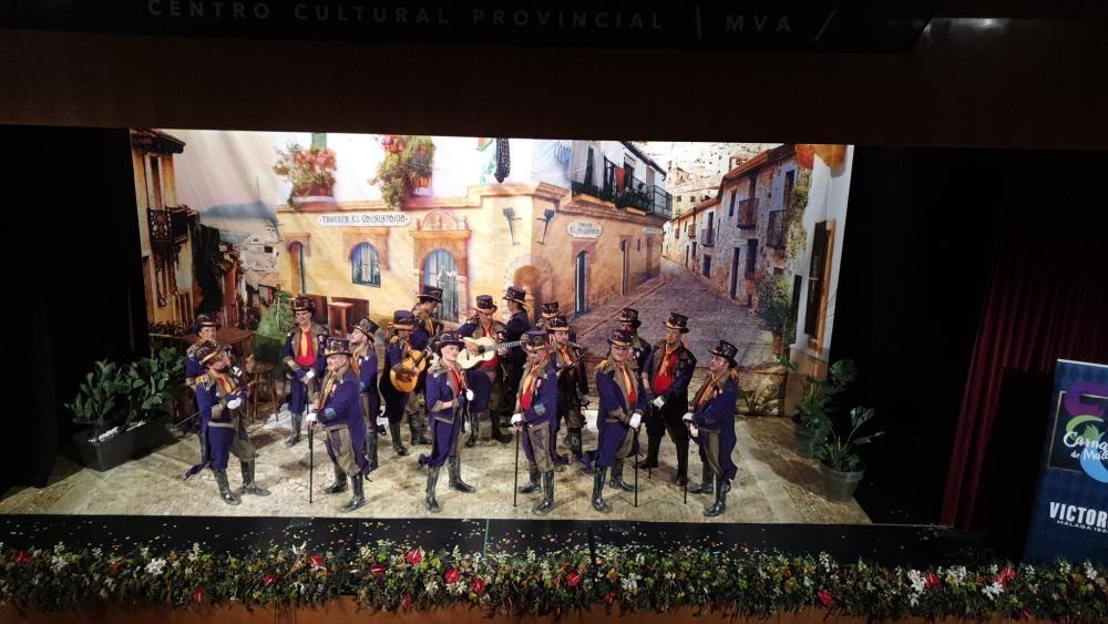 La comparsa de Granada, 'El alcalde'.