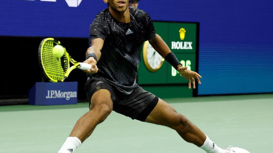 El duelo de cuartos más 'rookie' desde el Nadal - Djokovic de 2006