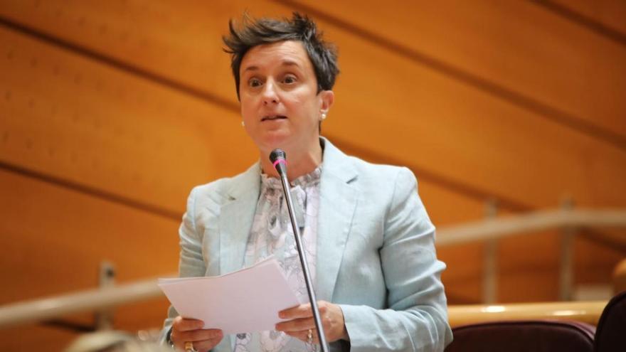 La senadora por Asturias María Fernández, nombrada miembro de la Asamblea Parlamentaria del Consejo de Europa