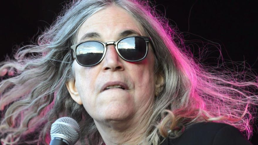 Patti Smith, 70 años al pie del cañón