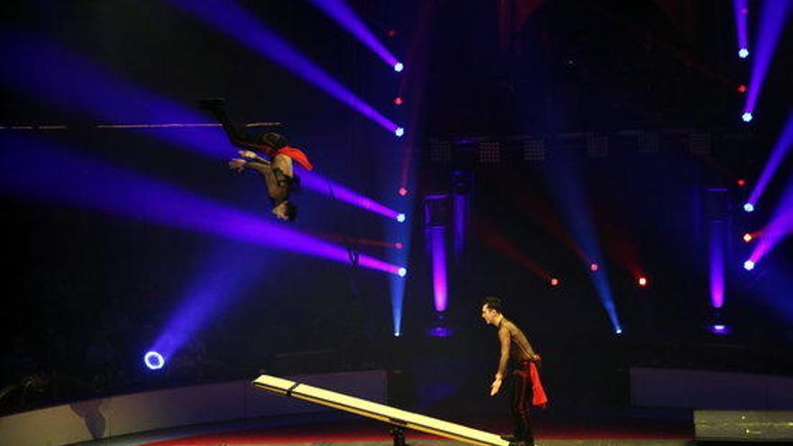 El Festival Internacional del Circ penjarà sencers els espectacles de la seva 9a edició