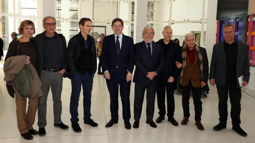 Los macarrones newtonianos de Andreu Alfaro