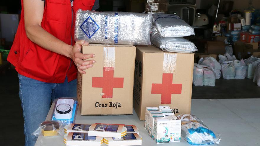 Cruz Roja en Zamora atiende a 139 familias afectadas por la pobreza energética