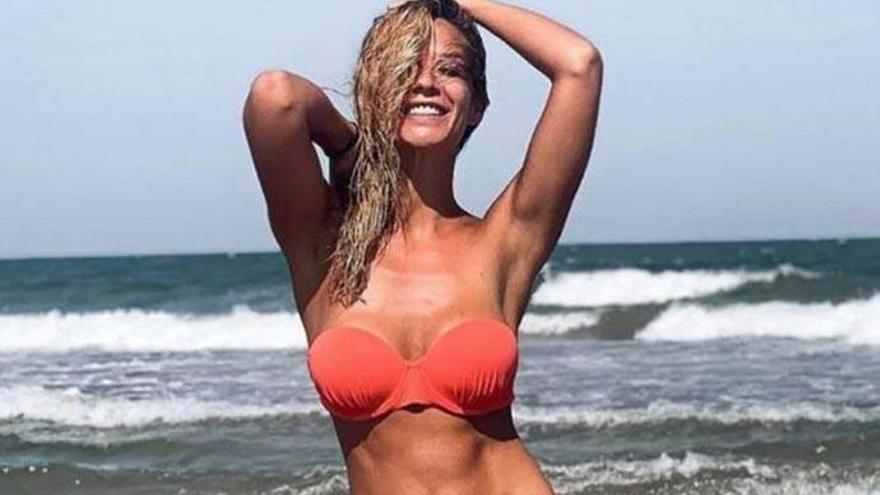 Tamara Gorro 'regala' un desnudo integral a sus seguidores