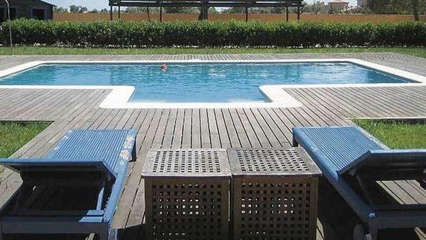 Jetzt werden schon Privat-Pools auf Mallorca vermietet