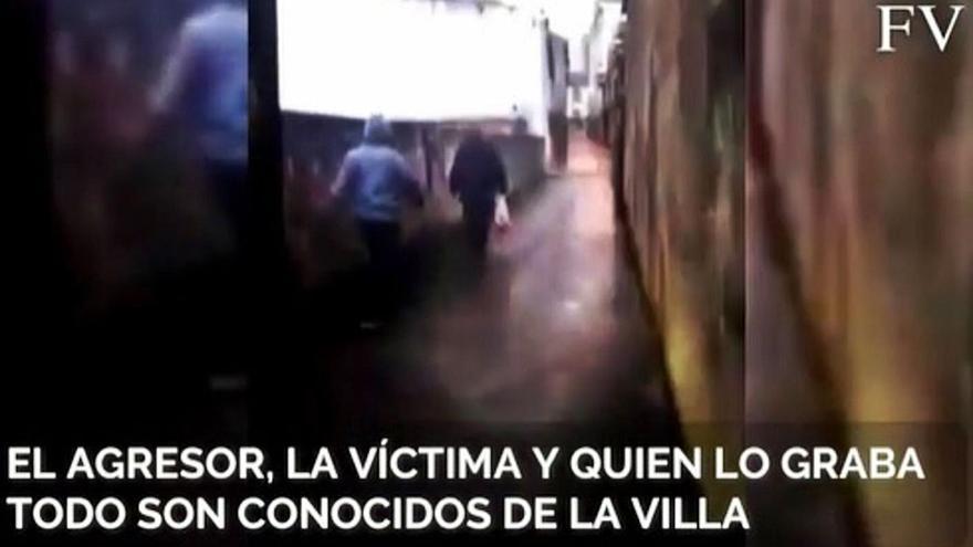 El joven que agredió a un indigente y la víctima ya protagonizaron otros altercados anteriores