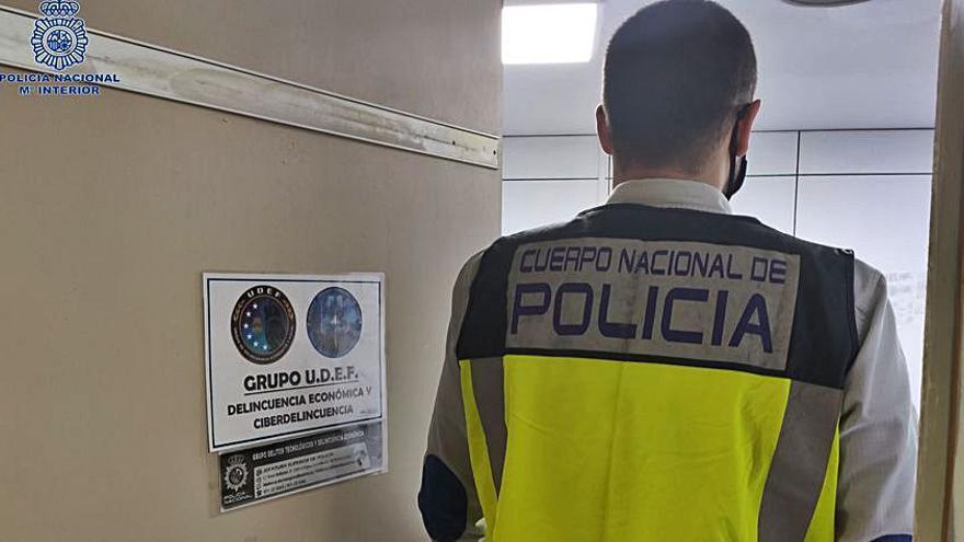 Dos detenidos en Palma por estafar 27.000 euros mediante el 'timo del CEO'