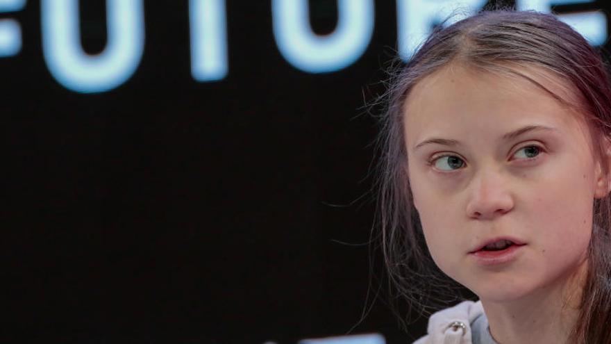 Greta Thunberg insisteix a Davos que encara «no s'ha fet res» contra la crisi climàtica