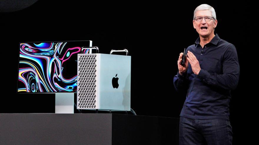 Apple elimina iTunes y rediseña el Mac Pro