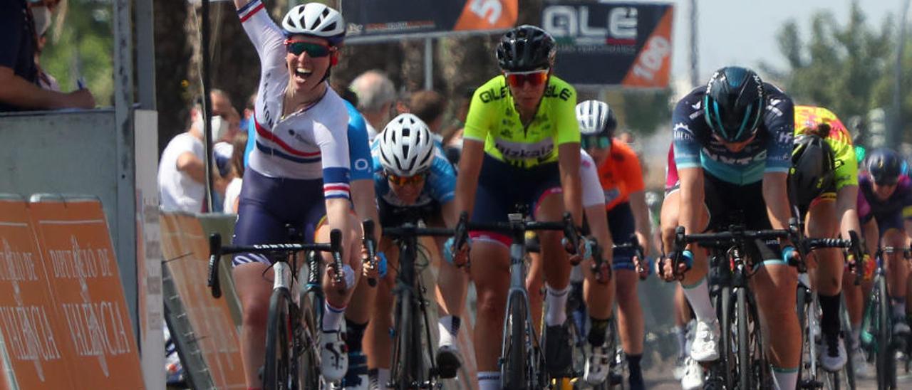 Etapa 3 Setmana Ciclista Valenciana - Volta CV Fèmines