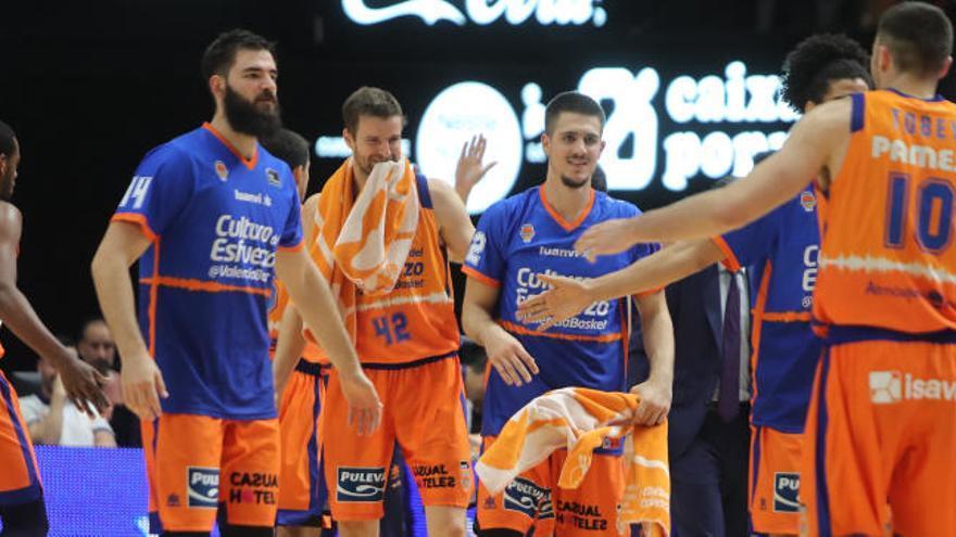 Presupuesto récord del Valencia Basket