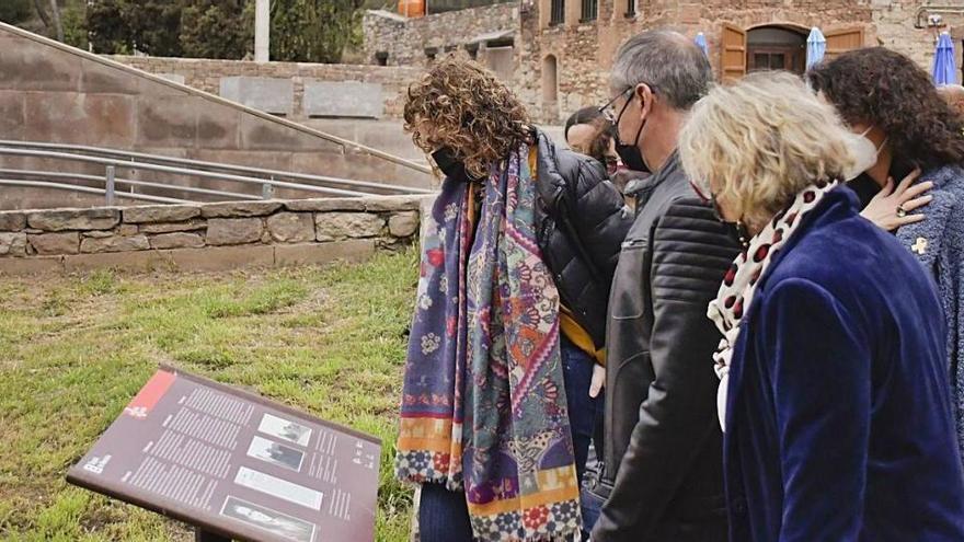 Castellnou vol portar al poble les restes de l'exalcalde mort en un camp de treball el 1939