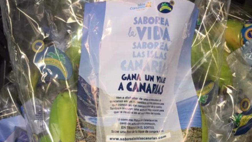 Asprocan y Promotur se alían para captar turismo nacional e incentivar el consumo del plátano