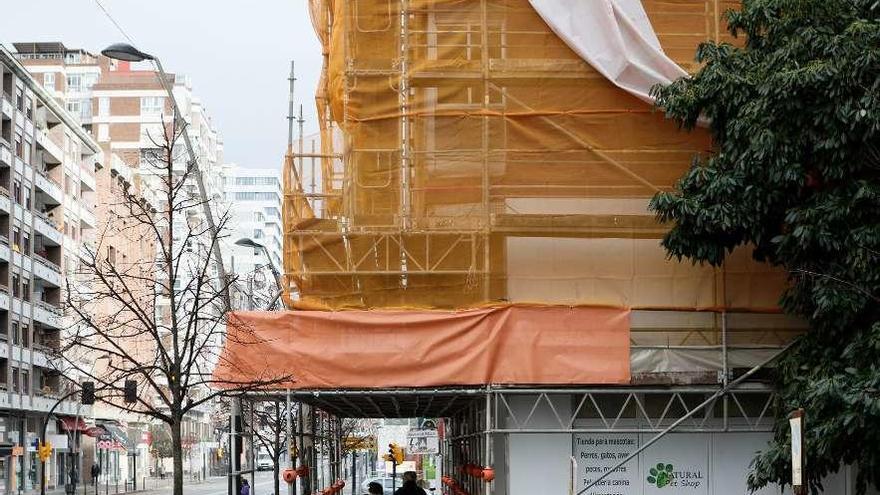 El plan de fachadas se aviva con 900.000 euros autorizados en solo una semana