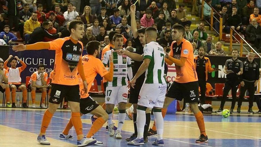 Aplazado el Burela-Córdoba Patrimonio que debía disputarse el sábado 6 de febrero