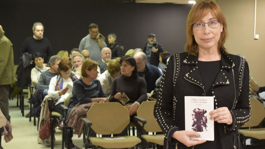 Mar Braña gana el primer concurso literario convocado por la Asociación Asperger Asturias