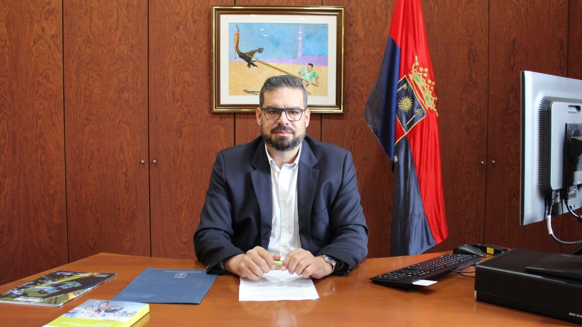 Concejal de Servicios Sociales, Diego Ojeda