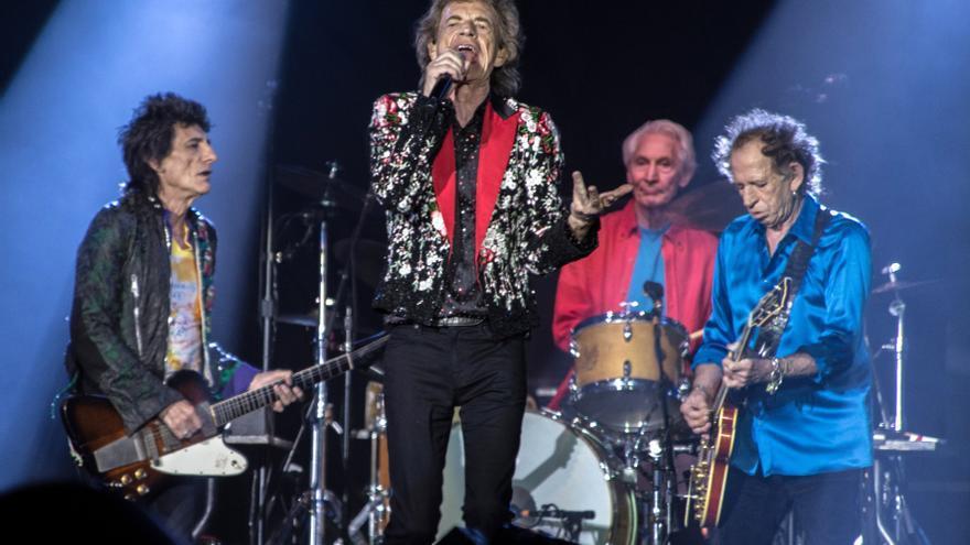 Los Rolling Stones publican varios temas inéditos en la remasterización de 'Tattoo You'