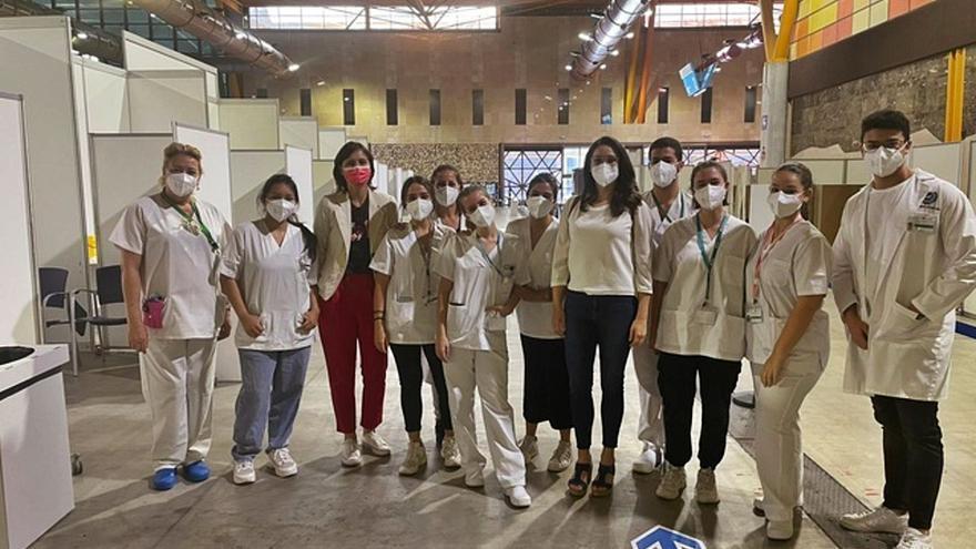 La UMA prevé una alta demanda de enfermeros para la campaña de verano