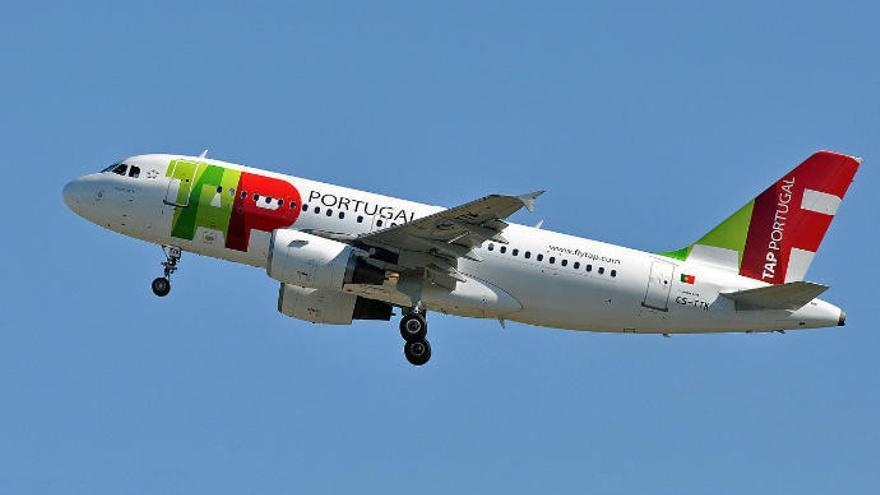 La aerolínea TAP vuelve a unir a Tenerife y Gran Canaria con Lisboa