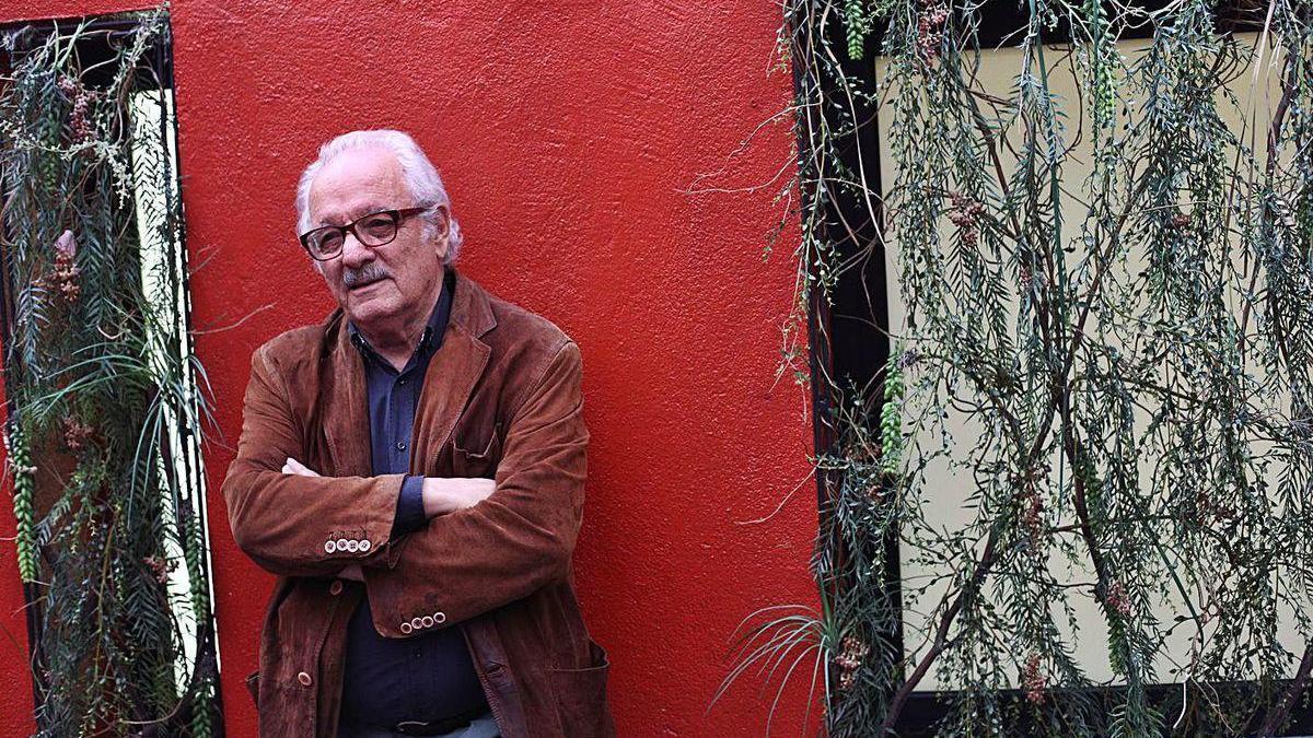 El periodista y escritor Javier Reverte.