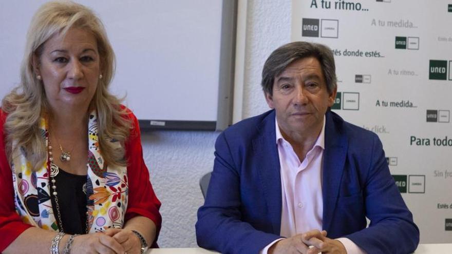 Marisol Lozano y Juan Andrés Blanco
