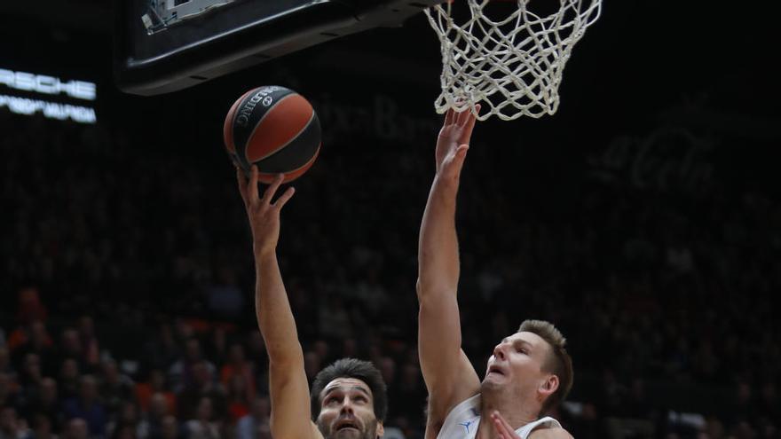 El Valencia Basket ya vuela