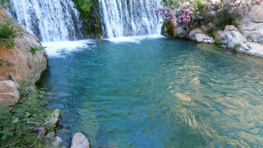 Las piscinas naturales donde disfrutar de la naturaleza en la provincia de Alicante