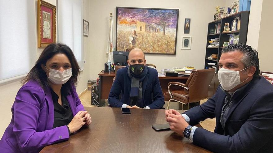 La Diputación acomete obras hidráulicas en El Trabuco, Tapia y Casabermeja