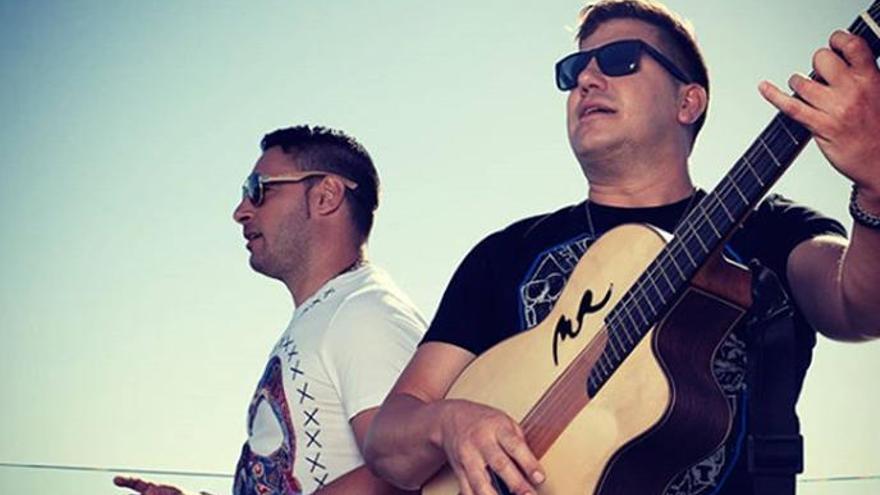 Andy y Lucas, protagonistas de su propio videojuego