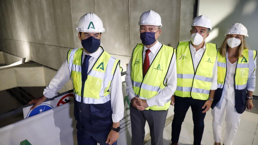 La Junta prevé empezar las obras de la extensión del metro al Civil en 2023