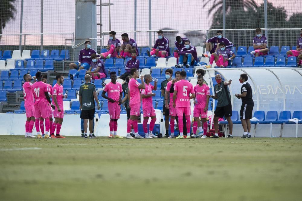 RCD Mallorca-Castellón: El equipo da motivos para creer