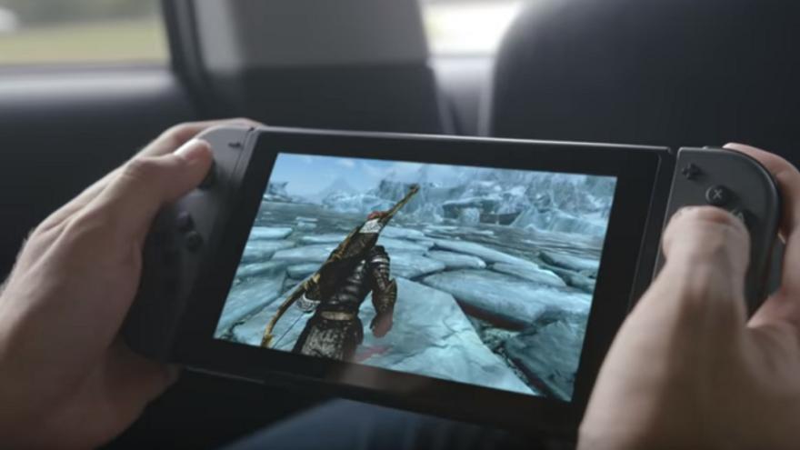 Nintendo presenta la seva nova consola: Nintendo Switch