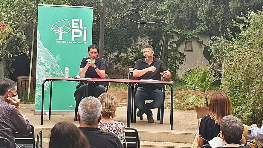 El Pi anuncia que subirá el tono crítico con Armengol y Cladera tras el verano