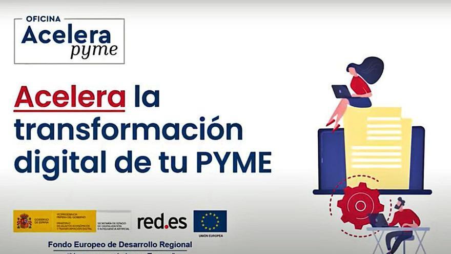 La oficina Acelera Pyme crea un servicio gratuito de diagnóstico para impulsar la digitalización