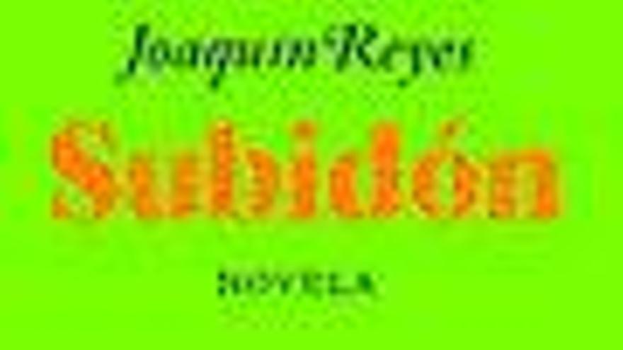 Joaquín Reyes y la novela cómica existencialista